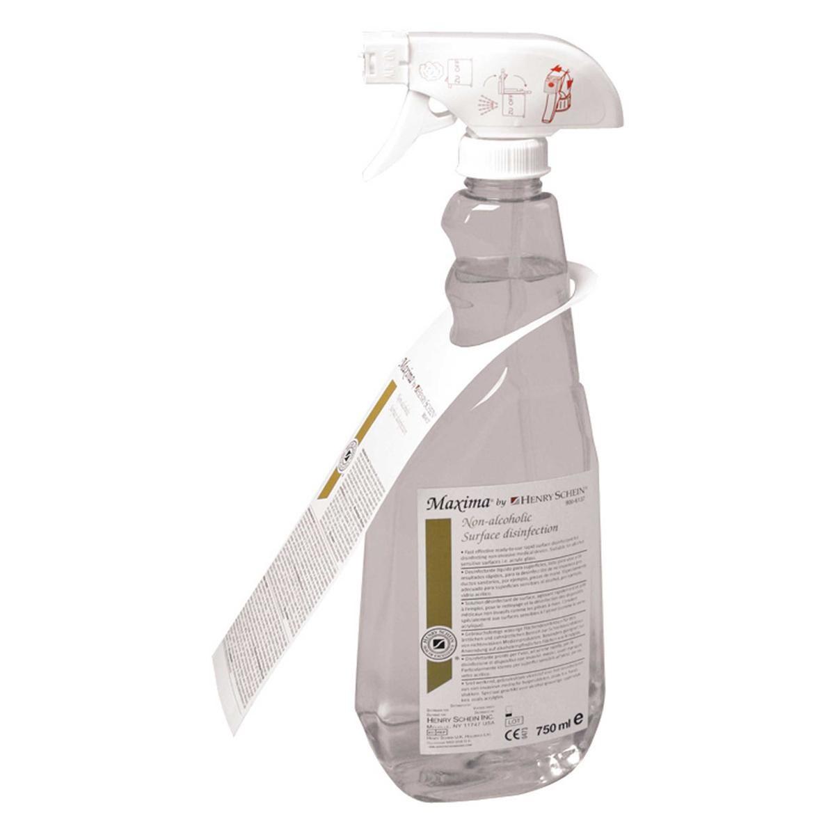 Para desinfectar superficies alcohol