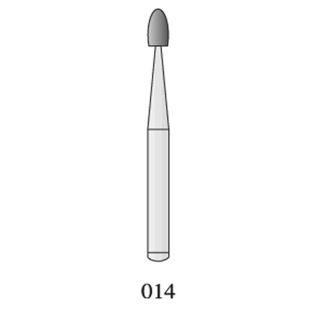 Fresa para desbarbar 6 mm de di/ámetro, metal duro, 90/° CNC QUALIT/ÄT VHM