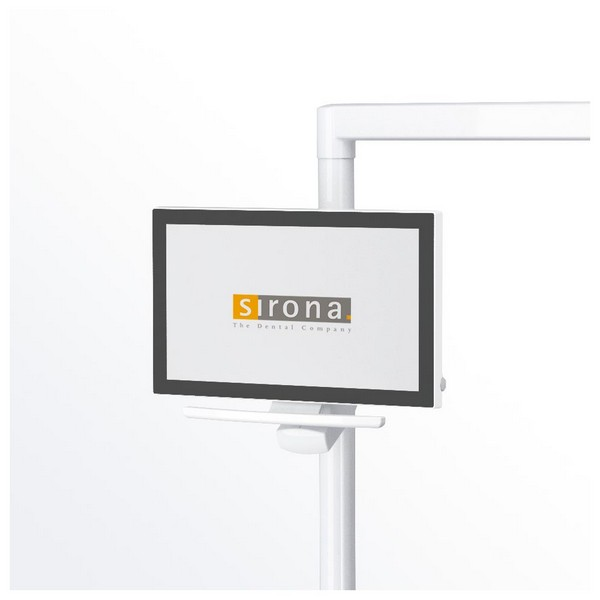 Sillón dental SINIUS: monitor de 22""