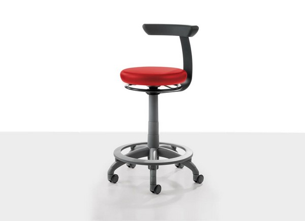 Sillón dental SINIUS: Taburete Carl