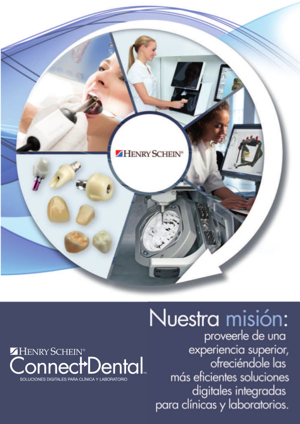 Portada Catálogo Connect Dental