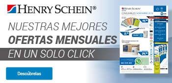 Flyer digital Henry Schein