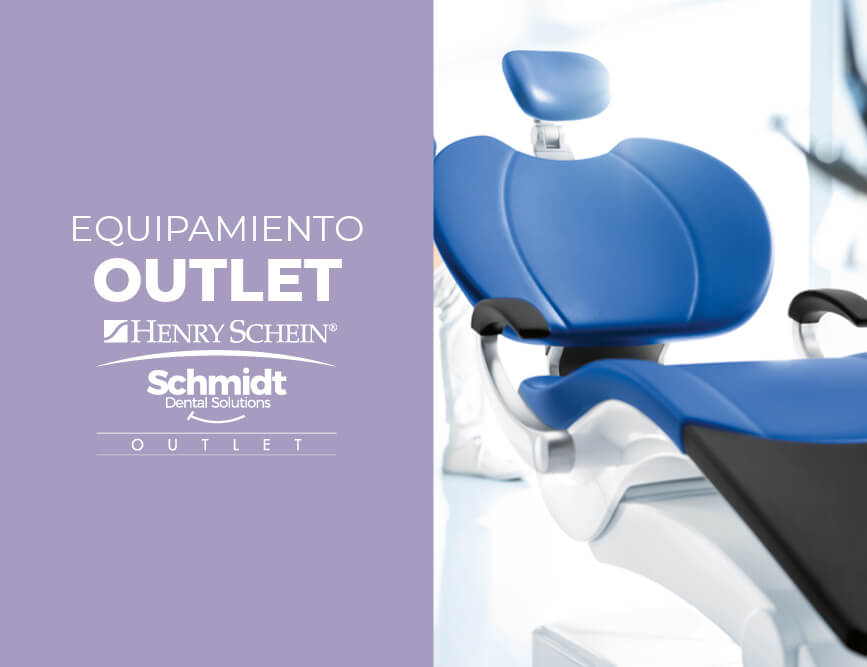 Outlet equipamiento dental
